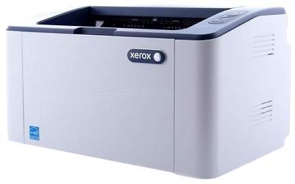 "Лазерный принтер Xerox ""Phaser 3020BI"" A4, 1200x1200dpi, бело-синий (USB2,0, WiFi)"