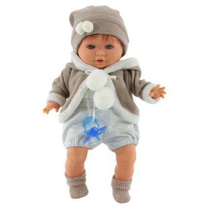 Кукла Antonio Juan Ник плачет 30 см