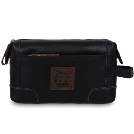 Несессер Ashwood Leather 4557 Black