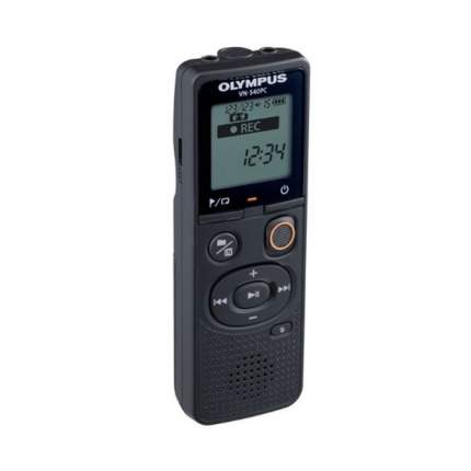 Диктофон цифровой Olympus VN-540PC + microphone ME-52 Black