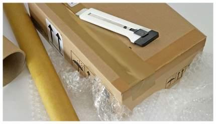 Канцелярский нож ed-M18, белый