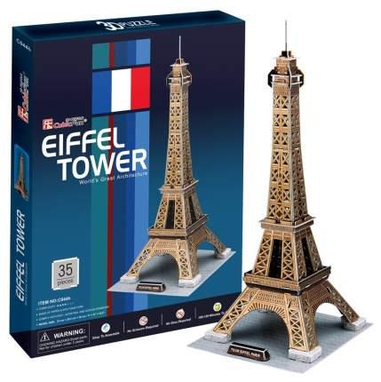 Модель для сборки CubicFun Эйфелева башня c044h