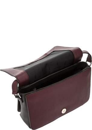 Сумка DKNY 1778409, бордовая/коричневая