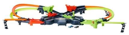 Автотрек Mattel Hot wheels Грандиозные столкновения