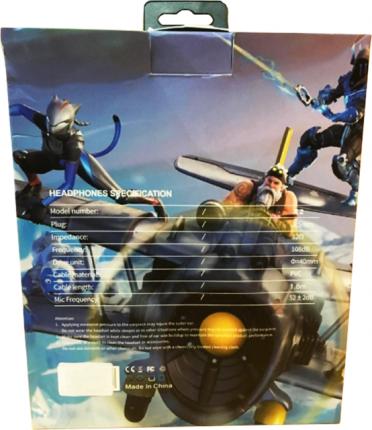 Игровые наушники X2 Fortnite
