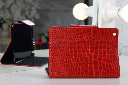 Чехол MyPads для планшета Apple iPad Mini 1/2/3 Retina Red