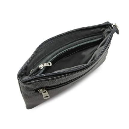 Клатч мужской кожаный Pellecon 102-838 черный