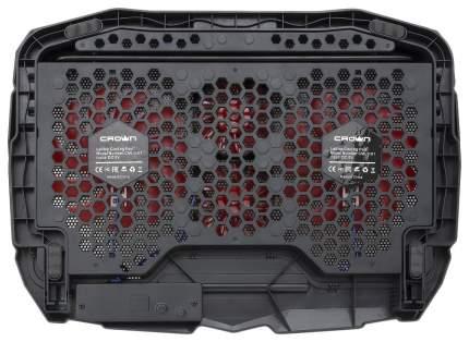 Подставка для ноутбука CROWN CMLS-01 BR