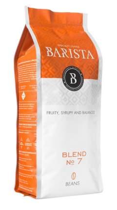 Кофе Barista №7 зерно 1000 г