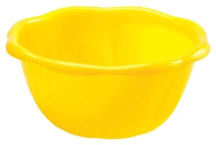 Миска Бытпласт 4312533 Желтый, голубой