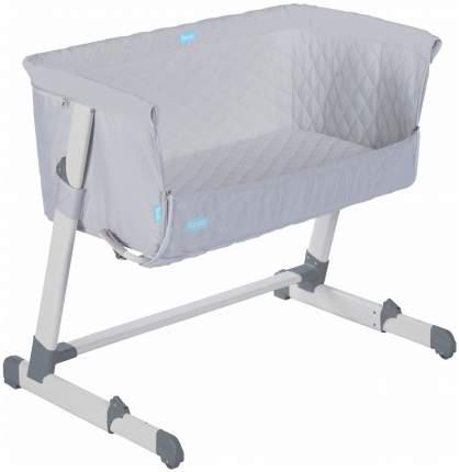 Приставная кроватка Nuovita Accanto Latteria (Молочный)
