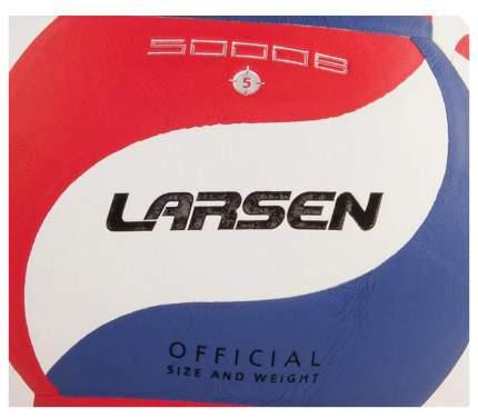 Волейбольный мяч Larsen VB-ECE-5000B белый/синий/красный