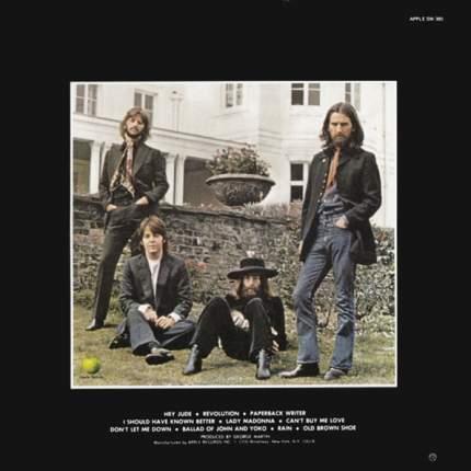 Аудио диск The Beatles Hey Jude (CD)
