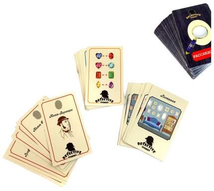 Семейная настольная игра Play Land Детективные истории Реликвии княгини Каменской R-406