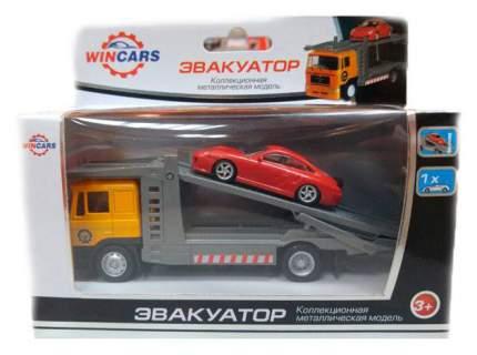 Машинка пластиковая Wincars Автовоз U1401C-5