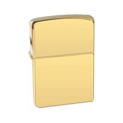 Зажигалка Zippo 254B High Polish Brass
