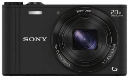 Фотоаппарат цифровой компактный Sony CyberShot WX350 Black