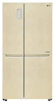 Холодильник LG GC-B247SEUV Beige