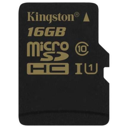 Карта памяти Kingston Micro SDHC SDCA10 16GB