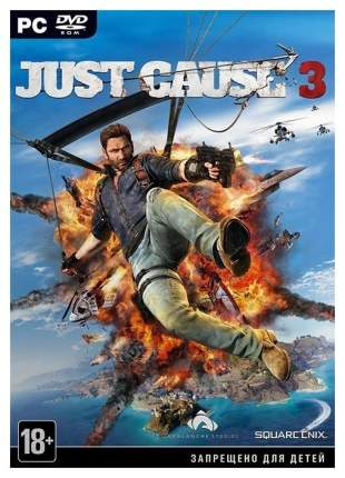 Игра Just Cause 3 Limited Edition для PC