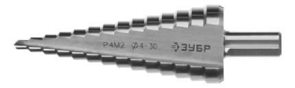 Сверло по металлу для дрелей, шуруповертов Зубр 29665-4-30-14