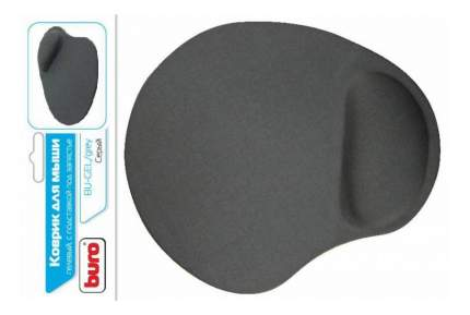 Коврик для мыши BURO BU-GEL Grey