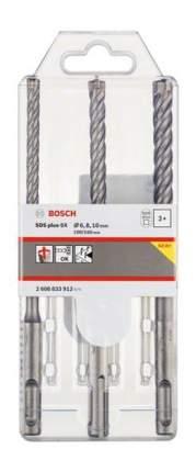 Бур SDS+ для перфоратора Bosch 2608833912