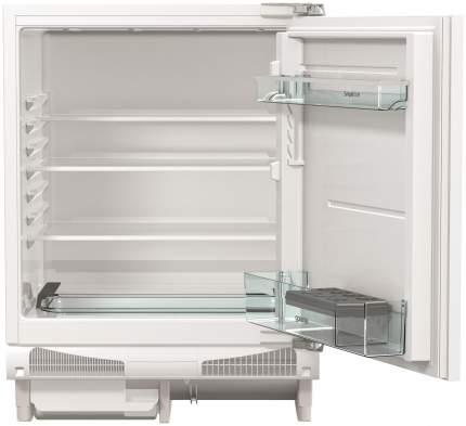 Встраиваемый холодильник Gorenje RIU6091AW White