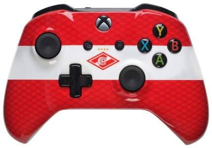 Геймпад Microsoft Xbox One ФК Спартак «Красно-белый» RBW-XB013