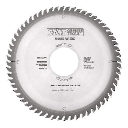 Диск по дереву для дисковых пил CMT 282.072.16X