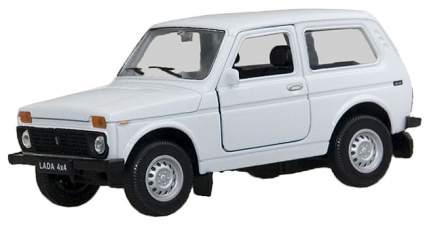 Коллекционная модель Welly LADA 4x4 42386 1:34