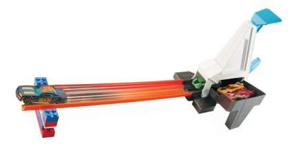 Автотрек Hot Wheels Конструктор трасс: базовый набор с машинкой DNH84 DWW94