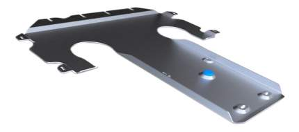 Защита КПП RIVAL для Mercedes-Benz (333.3913.1)