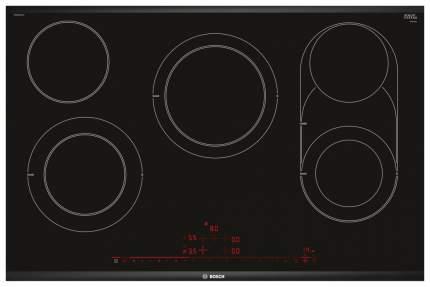 Встраиваемая варочная панель электрическая Bosch PKM875DP1D Black