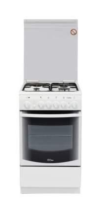 Комбинированная плита DeLuxe 506031.00 White