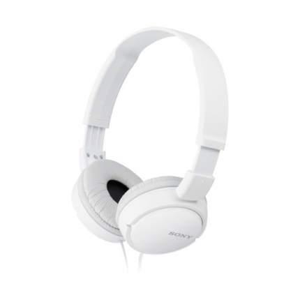 Наушники Sony MDRZX110 White