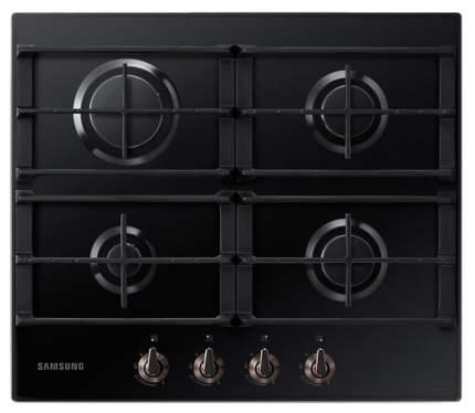 Встраиваемая варочная панель газовая Samsung NA64H3010CK Black