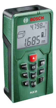 Лазерный дальномер Bosch PLR 25 0603016220
