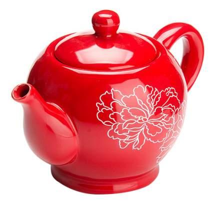25838 Завар/чайник с/кр 950мл Красный Узор LR