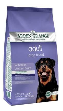 Сухой корм для собак Arden Grange Adult Large Breed, курица, 12кг