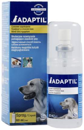 Модулятор поведения для собак Ceva Adaptil спрей, 60 мл