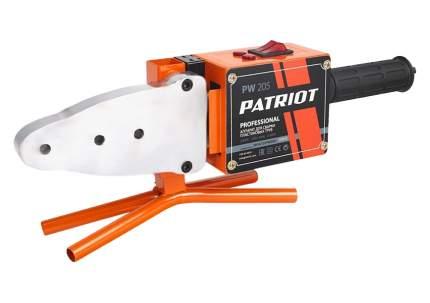 Сварочный аппарат для пластиковых труб Patriot PW 205 170302010