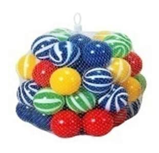 Шарики для сухих бассейнов Bony 50 шт.