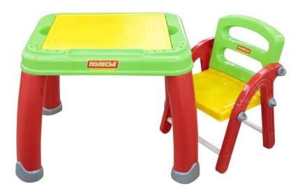 Комплект детской мебели Полесье Набор дошкольника №2
