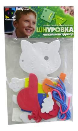 Конструктор мягкий Фантазер Кот