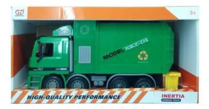 Машина мусоровоза Big Motors Чистюля