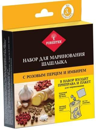 Forester набор для маринования шашлыка из курицы пакет и приправа на 3 кг