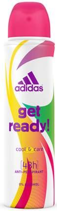 Дезодорант-антиперспирант Adidas get ready! 150 мл