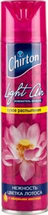 Освежитель воздуха Chirton light air нежность цветка лотоса 300 мл