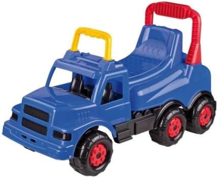 Машинка HITT Веселые гонки, синий (М4456)
